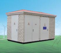 供应温变电力划算的欧式变电站_天津欧式变电站