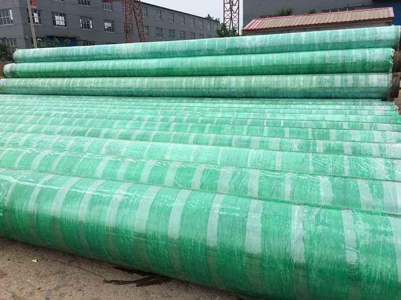 受欢迎的玻璃钢保温管推荐 厂家生产价格行情
