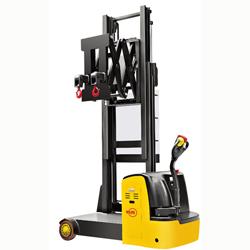 淄博全電動堆垛車-千駿機械設備供應高質量的全電動堆垛車