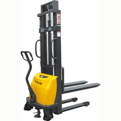 半电动堆垛车维修-千骏机械设备好用的半电动堆垛车出售