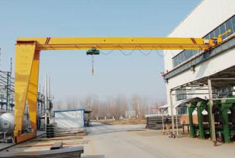 中原起重機械科技公司價格公道的通用門式起重機出售 ME型通用門式起重機哪家好