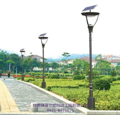 平凉太阳能景观灯安装|高性价道路灯要到哪买