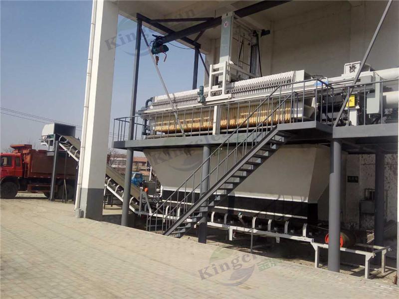 西安專業的汙泥處理公司是哪家_內江汙泥處理