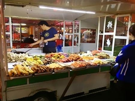 专业的流动小吃车供应商_辽宁泰禾兴新能源科技-绥化流动小吃车