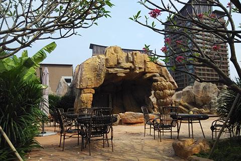 艺术主题雕塑_为您推荐北京同泽景园品质好的假山塑石