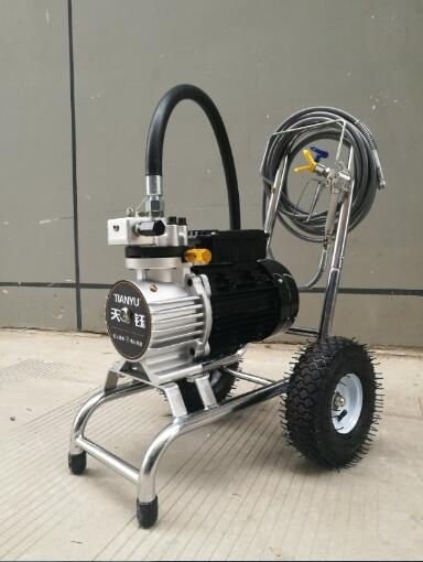 重慶防水噴涂機-為您推薦超實惠的電動噴涂機
