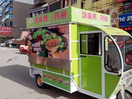 辽宁泰禾兴新能源科技_专业的电动餐车提供商|鹤岗电动餐车