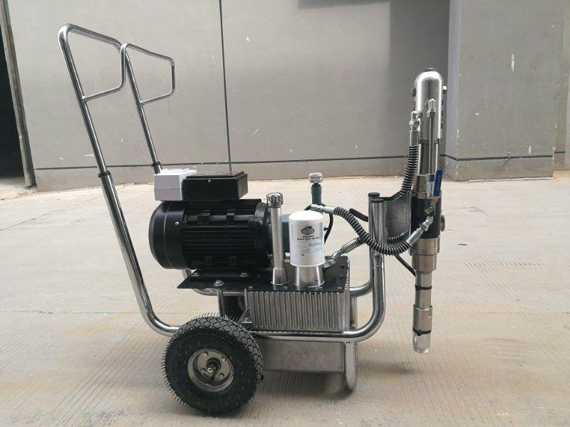 鑫韵机电设备商行——专业的腻子喷涂机提供商 防水喷涂机多少钱
