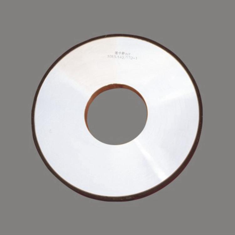 平形金刚石砂轮价格-郑州德卡特公司树脂平形金刚石砂轮厂家直销