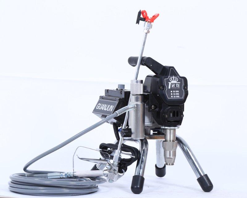 贵州电动喷涂机——【推荐】鑫韵机电设备商行爆款电动喷涂机