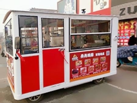 沈阳专业的电动快餐车批售,鸡西电动快餐车