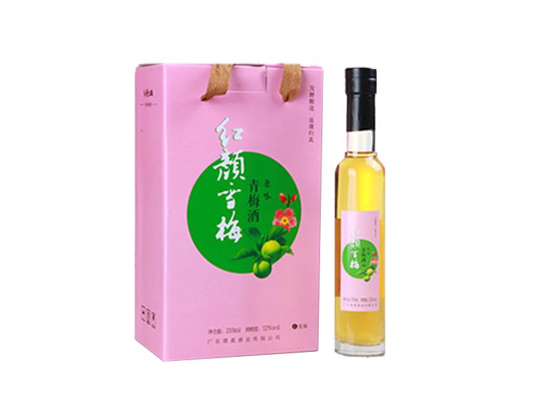 瓶装青梅酒-肇庆报价合理的青梅酒批发供应
