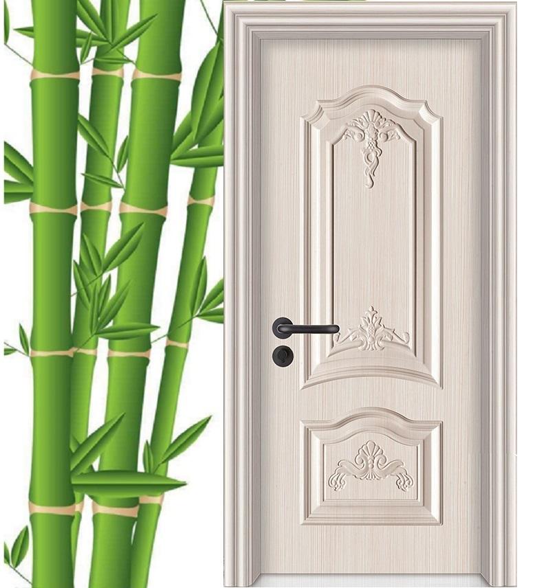内蒙套装门_佰威家具厂好的竹纤维门供应