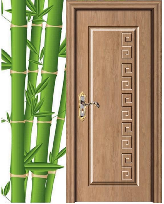 固原竹木纤维门哪家好-【荐】价格合理的竹木纤维套装门_厂家直销