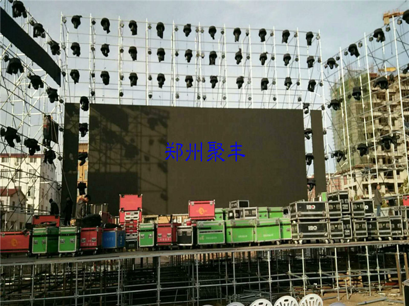 雷亚架出租-郑州高质量的雷亚架制作