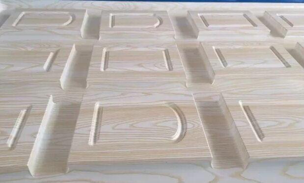 供应橱柜门板雕刻机 名扬数控四工序开料机厂家