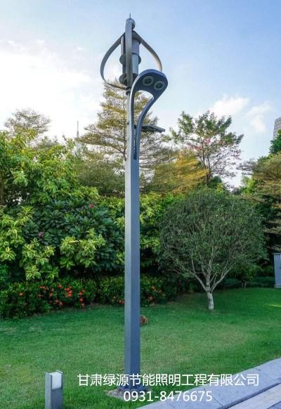 张掖太阳能景观灯_买具有口碑的太阳能景观灯,就选甘肃绿源节能照明工程
