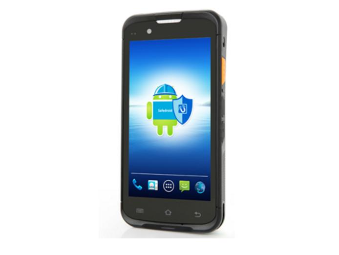苏州手持终端代理-上海竹语信息科技提供实用的优博讯I6200安卓PDA移动数据终端