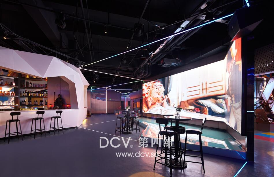 西安娱乐空间设计服务哪里有-河北休闲场所设计