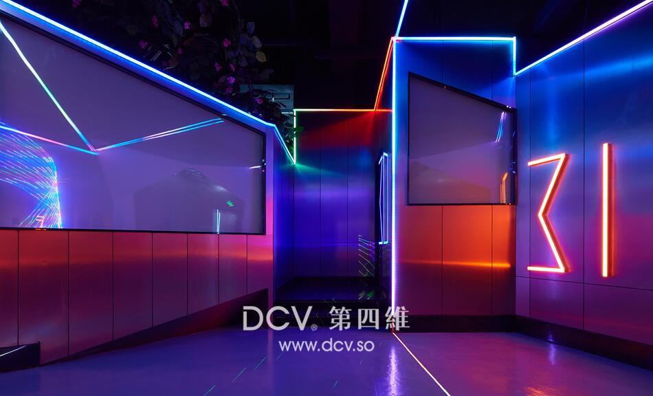 娱乐空间设计服务资讯-天津演艺吧设计