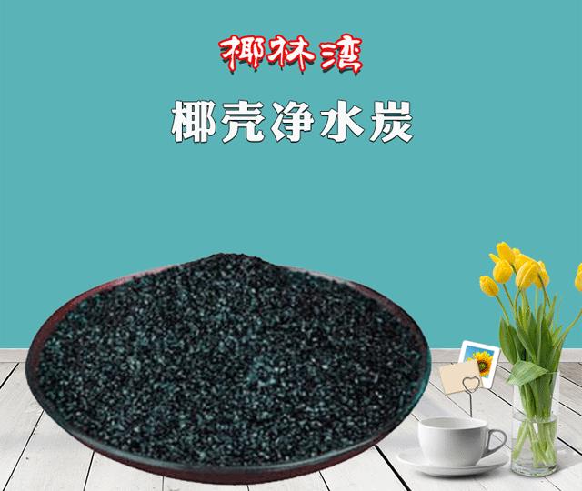 海南省哪里可以买到优惠的椰壳净水炭-净水炭厂家