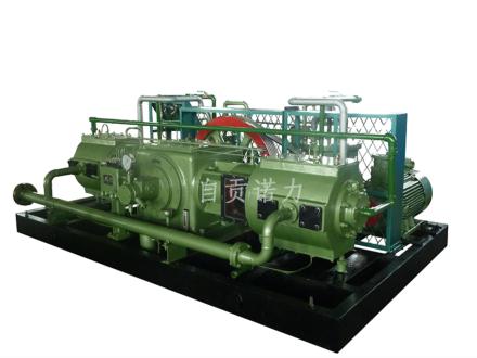 自贡诺力提供好的特种气体压缩机 辽宁工业气体压缩机