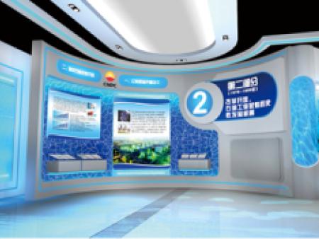 企業展廳設計哪家好【沒有】青島企業展廳設計施工