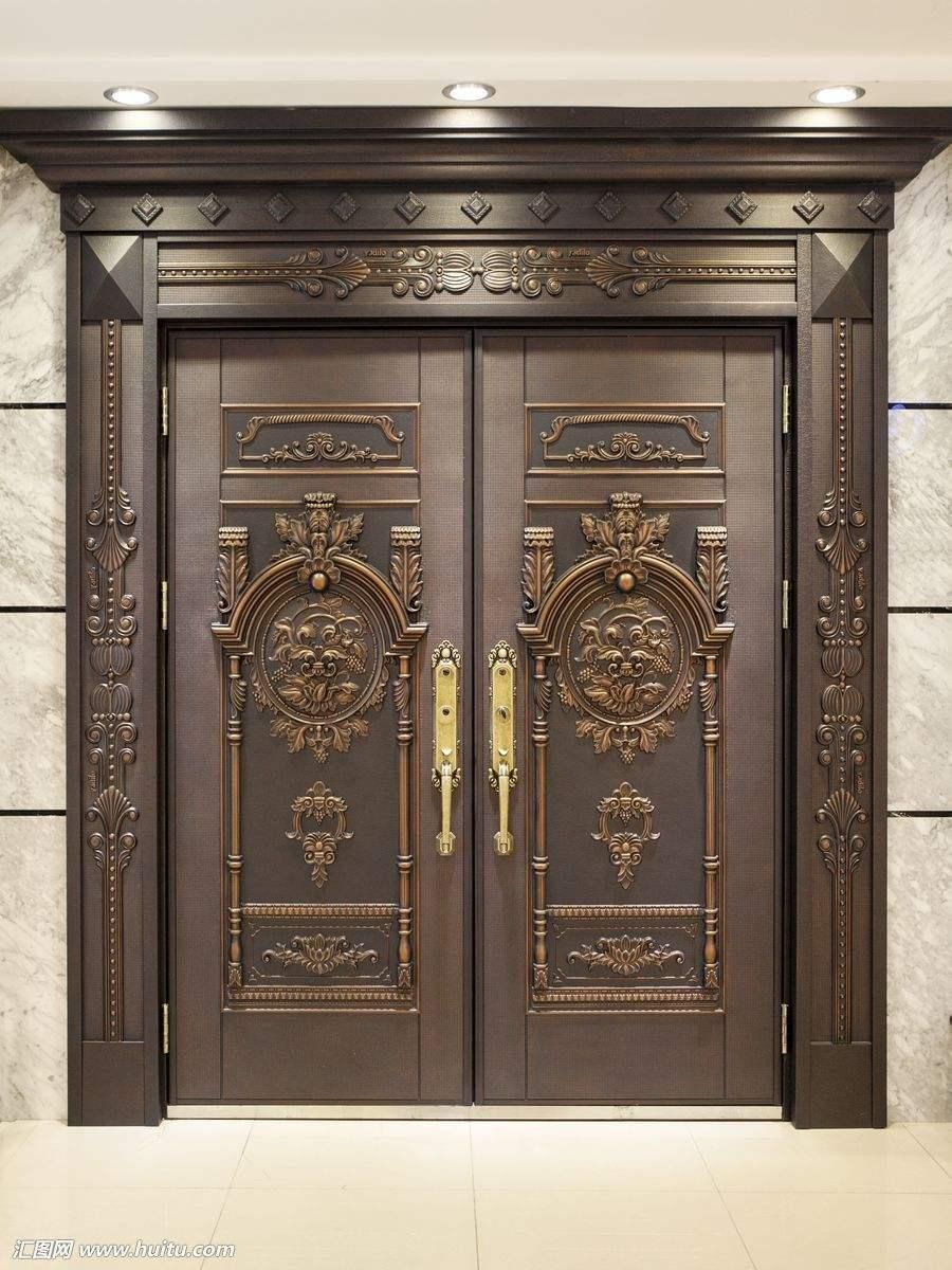 优质的铜门公司 价位合理的铜门