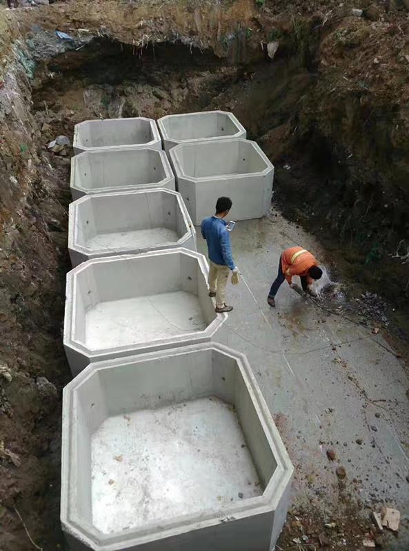 新乡化粪池_品质好的化粪池郑州三淼建材供应