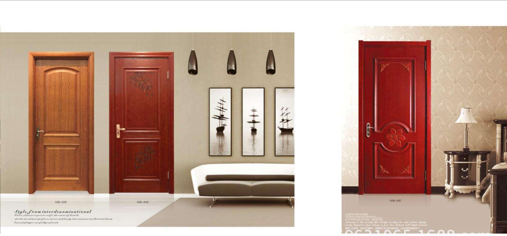 想买优良的实木门上哪 实木门代理