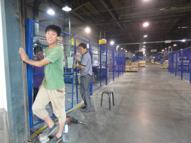 车间护栏网供货厂家 衡水供应质量好的车间护栏网