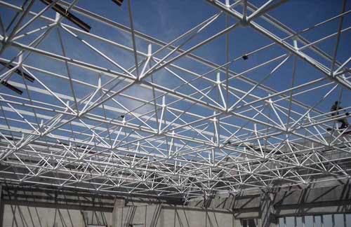 在哪里买到钢结构网架|江门钢结构网架
