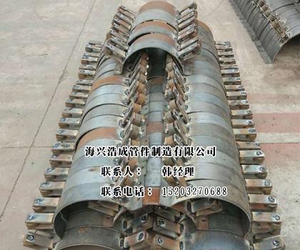 想买好用的钢套钢管件,就来海兴浩成管件|钢套钢管件生产厂家