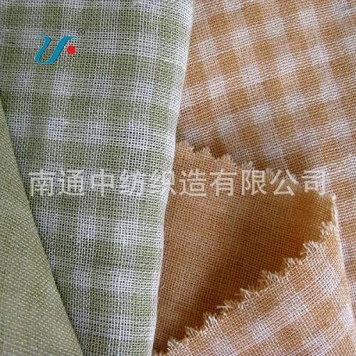 热门纱布|优质的彩棉双层纱布供应