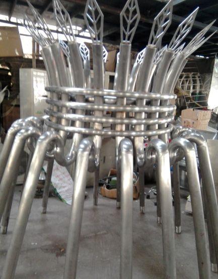 辽阳金属造型设计-沈阳金属造型专业制作商
