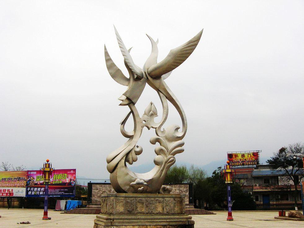 景观雕塑工程 辽宁专业的金属造型制作商