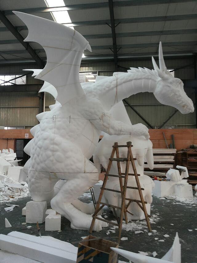 泡沫雕塑价格_泡沫雕塑设计制作
