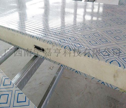 聚氨酯冷库板专业供应商——南宁聚氨酯冷库板公司