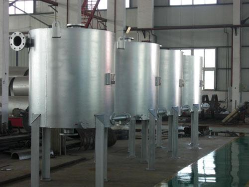 山东换热器生产厂家-潍坊哪里有卖山东螺旋板换热器