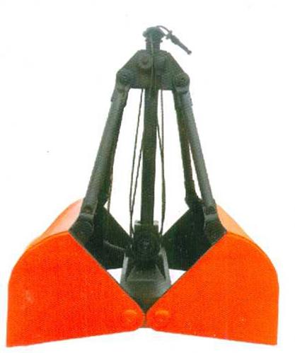 单绳抓斗-想买耐用的单绳悬挂抓斗,就来新乡市予鹰起重机械