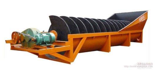 昆明昊天矿山机械提供好的螺旋洗砂机|镇江螺旋洗砂机