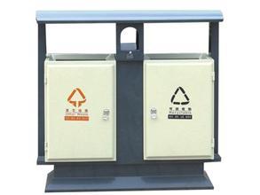 钢板分类垃圾桶2601-13586
