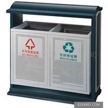 钢板分类垃圾桶3102-13620