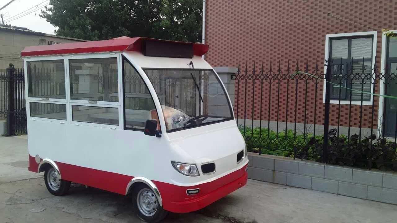 電動四輪小吃車價格|劃算的早餐車美思嘉餐飲供應