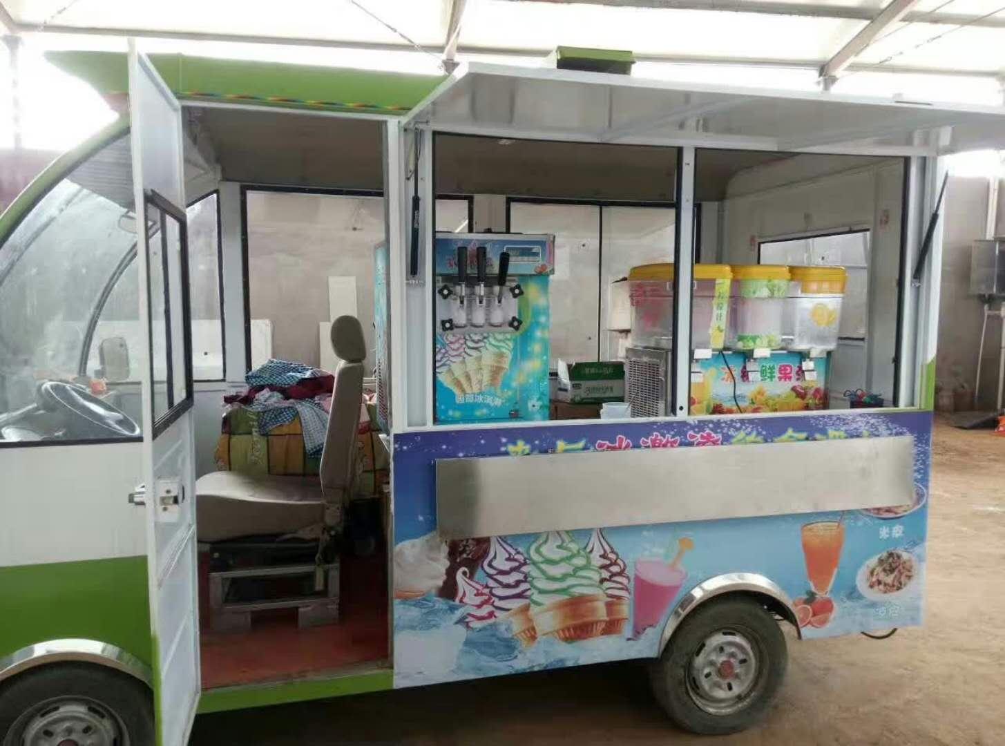湖南小吃车-专业的早餐车供货商