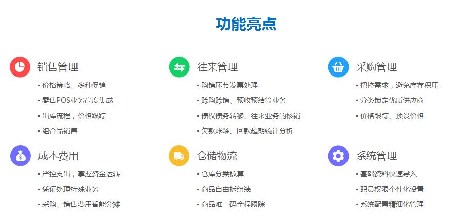 河南安阳推荐 管家婆进销存分销ERP V1软件价格