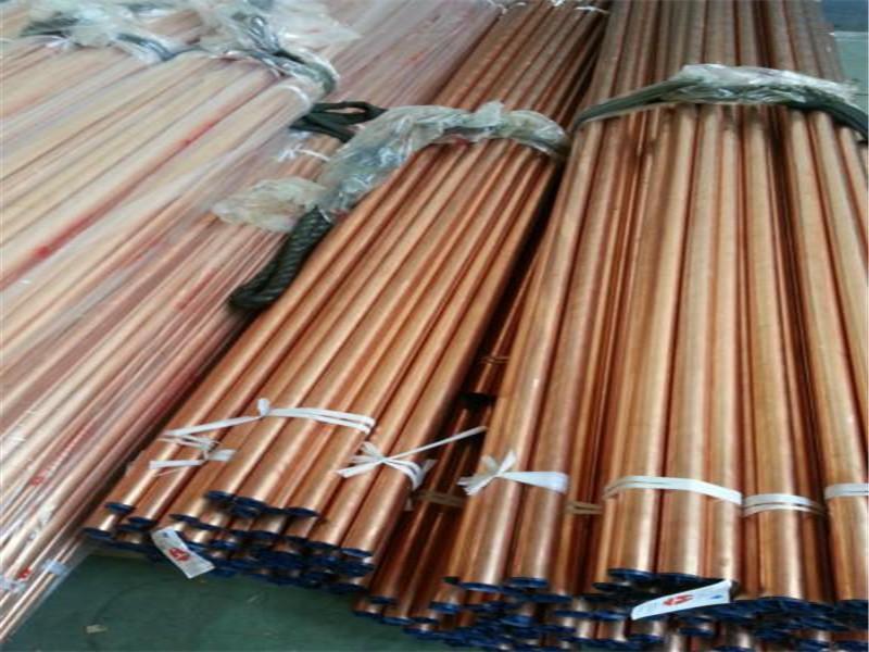 甘肃紫铜管-聊城供应具有口碑的拉制紫铜管
