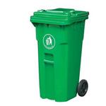 120L塑料环保垃圾桶