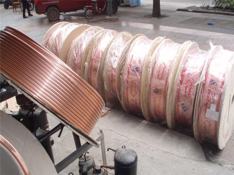 要买销量好的拉制紫铜管就来山东雷旺钢材_紫铜管批发