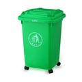 50L塑料环保垃圾桶